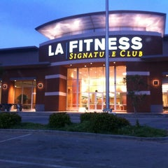 Photo taken at LA Fitness by Jim S. on 4/24/2012