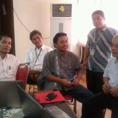 Photo taken at Pusat Teknologi Akseletaror dan Proses Bahan BATAN by Supriyantohadi H. on 7/31/2012