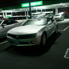 Photo taken at National Car Rental by Bonnie B. on 8/29/2012