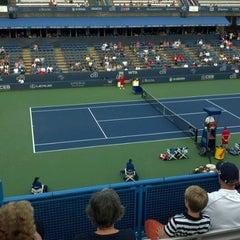 Photo taken at Legg Mason Tennis Classic by James R. on 8/1/2012