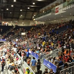 Photo taken at Ricoh Coliseum by Ralph B. on 5/19/2012