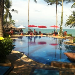 Photo taken at Lawana Resort Koh Samui by Thierry B. on 12/6/2011