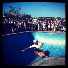 Photo taken at Bondi Skatepark by andy @. on 11/5/2011