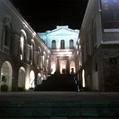 Photo taken at Museo de Arte Contemporaneo by Sthefanny R. on 7/5/2012