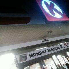 Photo taken at Circle K by Willie W. on 1/5/2012