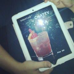 Photo taken at Cocktails by Chatwakorn T. on 11/11/2011