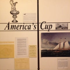Photo taken at America's Cup Cafe by Phil on 11/8/2011