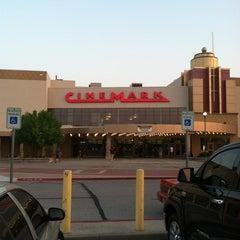 Photo taken at Cinemark Tulsa and IMAX® by Kayla K. on 5/26/2012