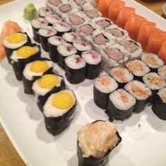 Photo taken at Nobu's Japanese Restaurant by Shunsuke on 7/24/2012