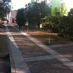 Photo taken at Universidad Nacional Río Cuarto by Seba T. on 7/26/2011
