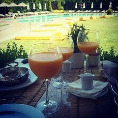 Photo taken at Marriott Hotel Asia by Ekin Y. on 7/14/2012