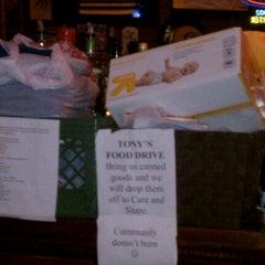 Photo taken at Tony's Bar by Sam S. on 7/10/2012