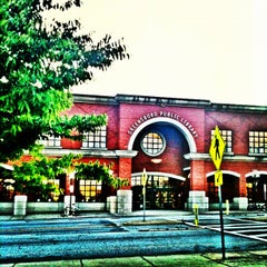 Photo taken at Greensboro Public Library by Greensboro, NC on 6/29/2012