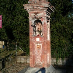 Photo taken at Pilastrino degli Innamorati by Nicola C. on 7/8/2012