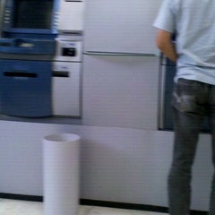 Photo taken at Banco do Brasil by Regina B. on 3/13/2012