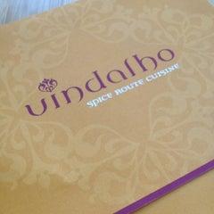 Photo taken at Vindalho by silverfilings on 8/9/2012