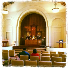 Photo taken at Vedanta Center Of Berkeley by Leandro M. on 11/6/2011