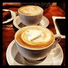 Photo taken at Black Walnut Bakery Cafe by Kat on 2/24/2012