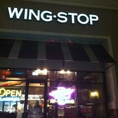 Photo taken at Wingstop by Ivan C. on 4/16/2012
