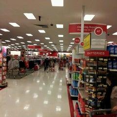 Photo taken at Target by Juan B. on 1/21/2012