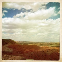 Photo taken at Painted Desert by Joslyn B. on 5/24/2011
