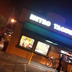 Photo taken at Metro Taquero by Jack W. on 7/27/2012