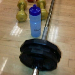 Photo taken at 24 Hour Fitness by Mary B. on 11/8/2011