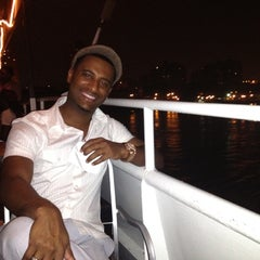 Photo taken at Half Moon Party Boat by Patrick C. on 6/22/2012
