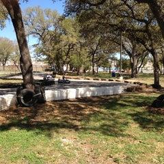 Photo taken at Alamo Karts by Sarah L. on 10/23/2011