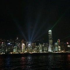 Photo taken at Symphony of Lights 幻彩詠香江 by Markus on 5/30/2011