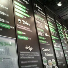 Photo taken at Shake Shack by Eric E. on 10/1/2011