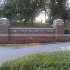Photo taken at The University of Tennessee by Jake S. on 8/25/2011