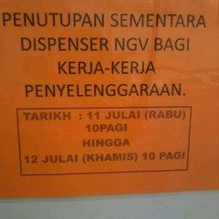 Photo taken at PETRONAS Station by jamaludin a. on 7/10/2012