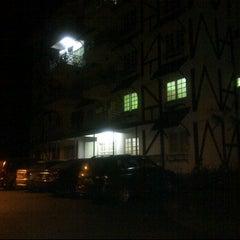 Photo taken at F18 Desa Anthurium by Ayien S. on 1/1/2012