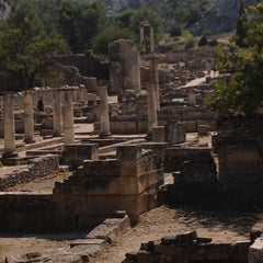 Photo taken at Glanum by Deirdre T. on 9/6/2012