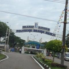 Photo taken at Politeknik Ibrahim Sultan by F M N © on 7/17/2012