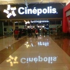 Photo taken at Cinépolis by Mikhailovich A. on 7/27/2012