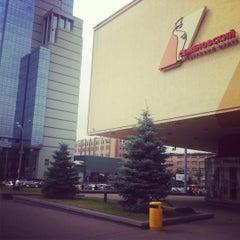 Photo taken at ТРЦ «Семёновский» by Aleksandra on 7/11/2012