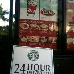 Photo taken at Starbucks by Lenora on 11/15/2011