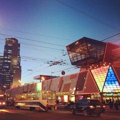 Photo taken at ТРЦ «Семёновский» by kshhlbv on 1/27/2012