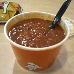 Photo taken at Bruegger's by Cherry W. on 10/27/2011