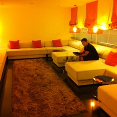 Photo taken at Hotel AXOR Barajas****plus by Julie M. on 10/14/2011