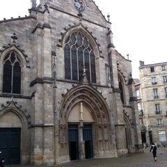 Photo taken at Place Saint-Pierre by Jolatefri on 8/30/2011