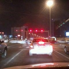 Photo taken at Ramada Intersection | تقاطع رامادا by Diya Eldin A. on 9/19/2011