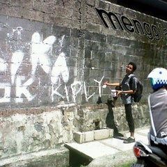 Photo taken at bisma 1f by Dede D. on 4/8/2012