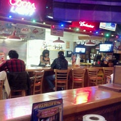Photo taken at Hooters by Gregory H. on 1/8/2012