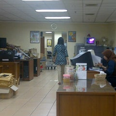 Photo taken at Direktorat Bina Produksi dan Distribusi Kefarmasian by Zulfikar B. on 11/4/2011