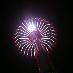 Photo taken at Windseeker by Josh I. on 7/29/2012