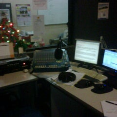 Photo taken at Sejahtera 107.3 FM by Gus T. on 1/16/2012