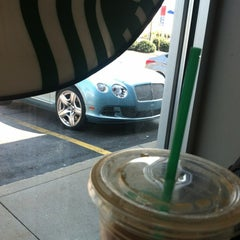 Photo taken at Starbucks by Sean M. on 8/30/2012